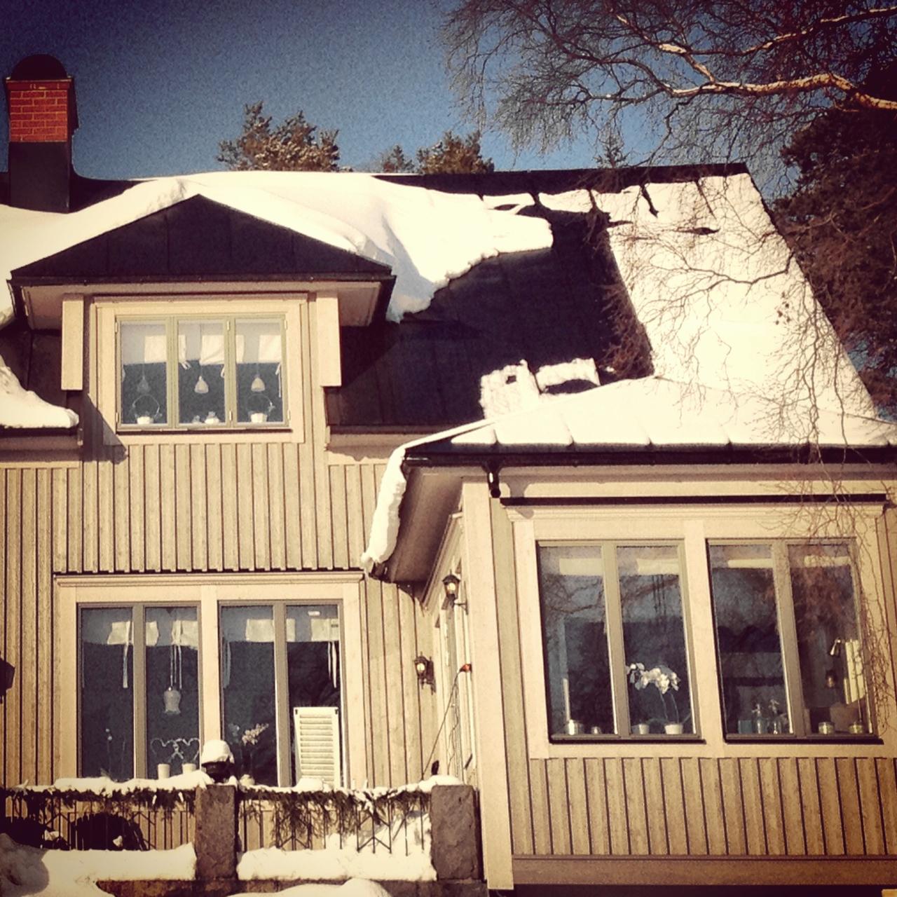 Kallholmen - Blogg: VÅRVINTER & PUNSCHVERANDA : punschveranda : Inredning
