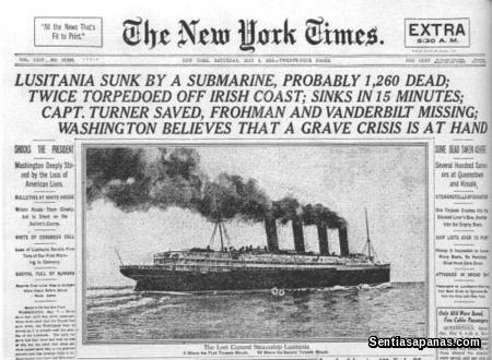US Conspiracy in World War 1