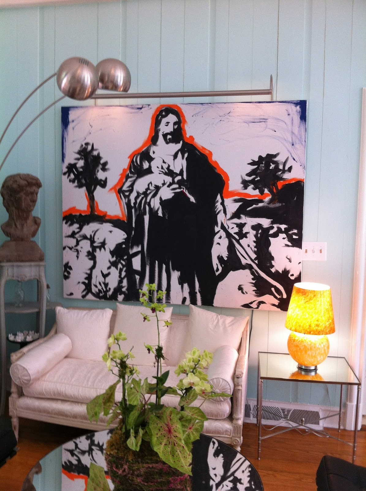 Lisa Mende Design: The Orchid Lady