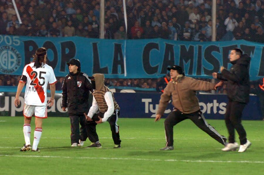 Soy Extranjero Pero Amo A River Plate!!