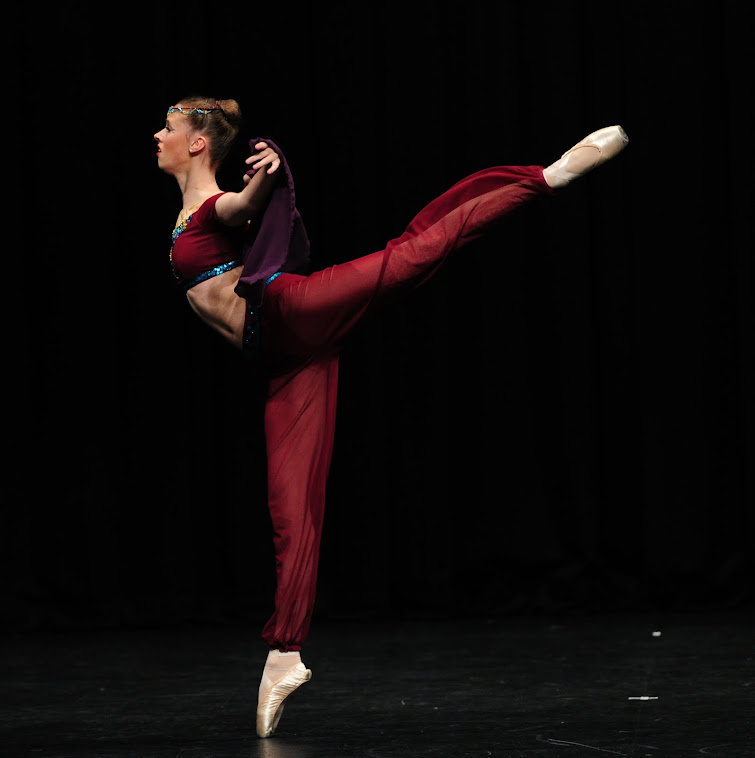 South St comps Ballarat 2012 Paige D Demi-character,Nikiya from La Bayadere