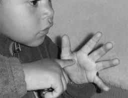 """Signe """"encore"""" LSF pour bébés et bambins - signes2mains - ateliers communication gestuelle"""