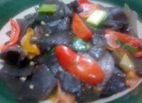 Masakan Jamur Kuping