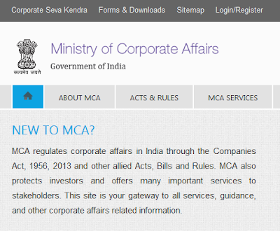 MCA Website