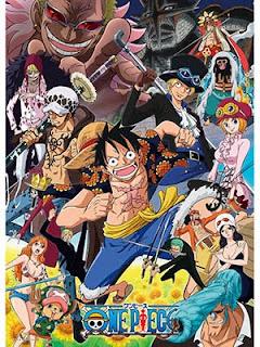 One Piece Capítulo 695
