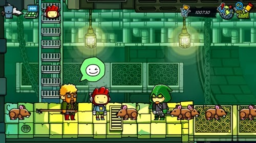 Scribblenauts Unmasked - PC (Download Completo em Torrent)