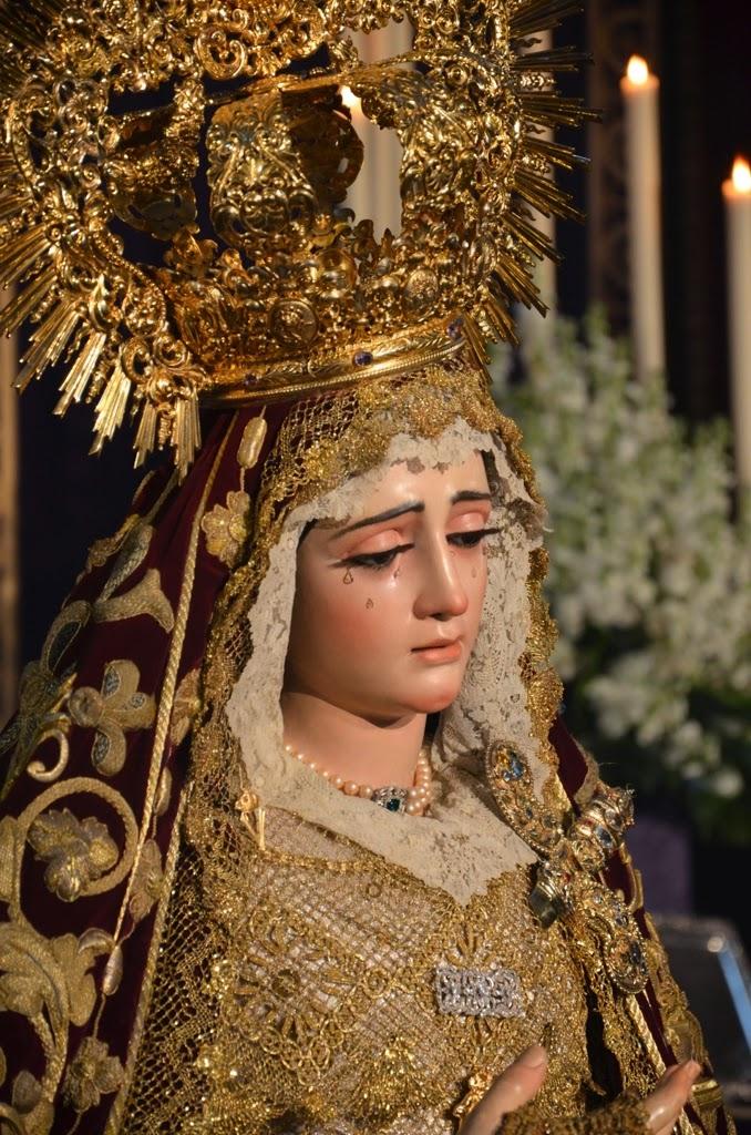María Santísima de la Victoria - Cigarreras - Sevilla