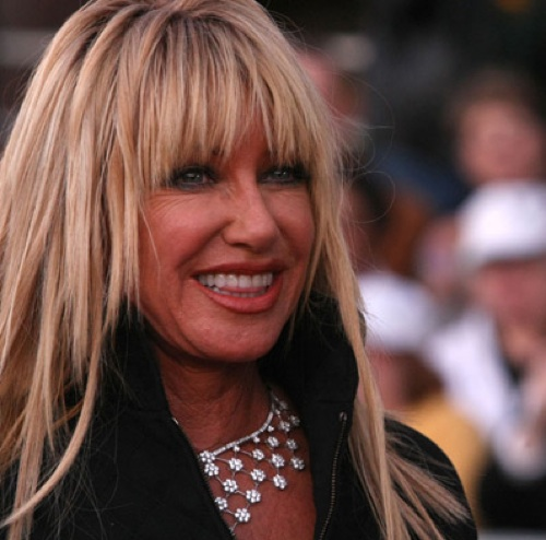 suzanne somers hairstyle : 2011 Suzanne Somers Hairstyles Celebrity Hair Cuts