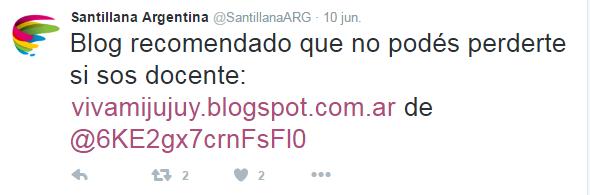 Gracias Santillana