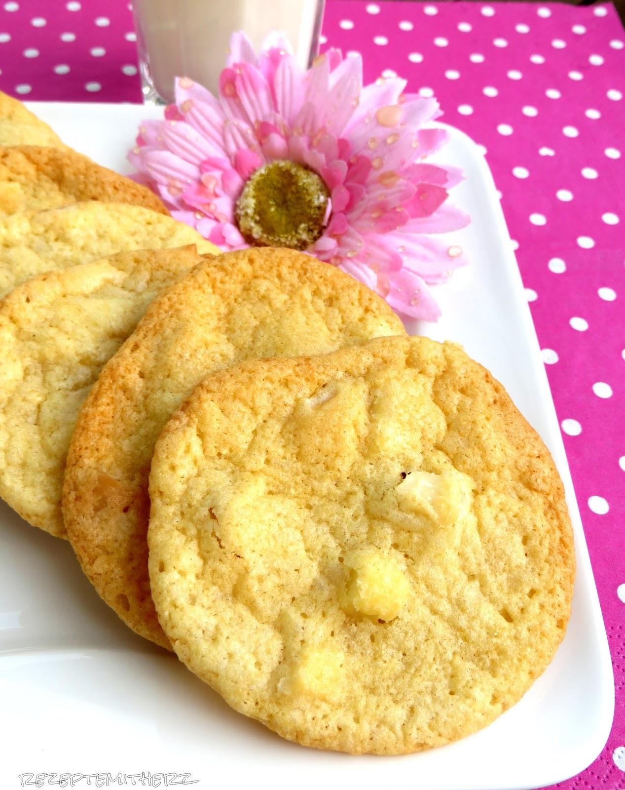 how to make subway cookies macadamia