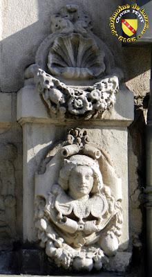 NANCY (54) - La Maison des Adam (1718-1720)