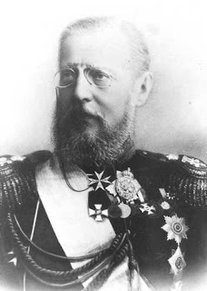 Constantin Nicolaïevitch de Russie 1827-1892