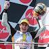 Marc Márquez cierra el ciclo en Moto2