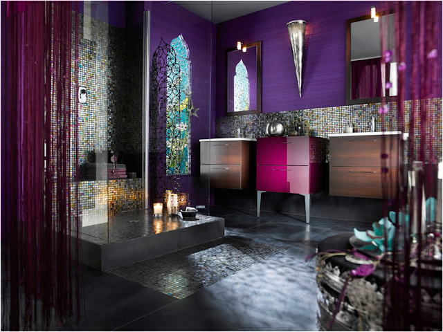 Teen Girls Bathroom Ideas | Luxury Interior Design