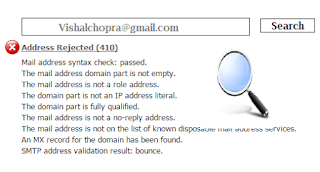 How to Verify An Email Whether Its Valid or Invalid