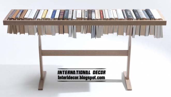 15 Creative bookshelves and modern modular designs ideas 661 x 377