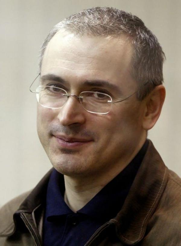 Михаил Борисович Ходорковский вышел на свободу