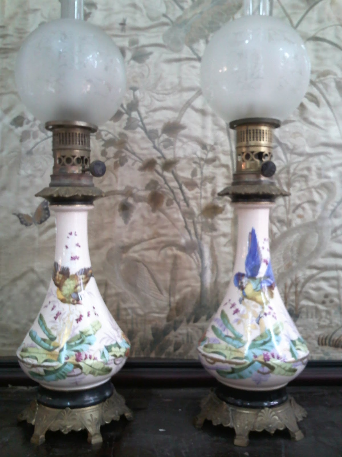 Collection Lampes France Antiquite Collection