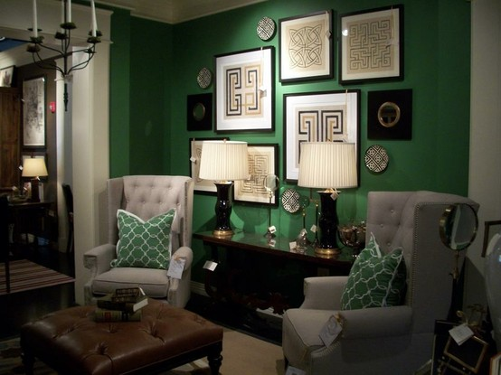 Interiors Etc Details Introducing Emerald 2013 Color Of The Year