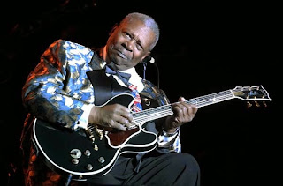 SI E' SPENTO B.B. KING, IL RE DEL BLUES