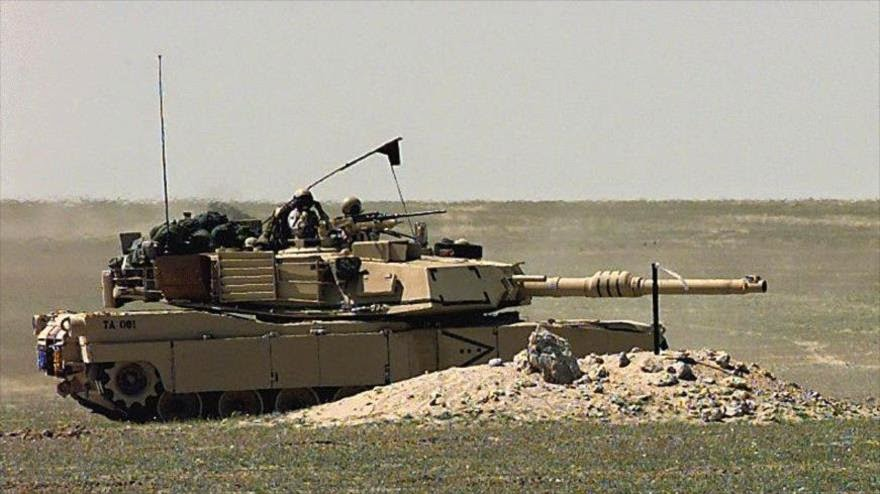 Conflicto en Yemen M1A2%2BAbrams