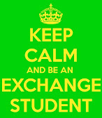 keep calm and... be an exchange student!