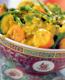 Celtnet Recipes Blog: Chinese Vegetable and Coconut Curry