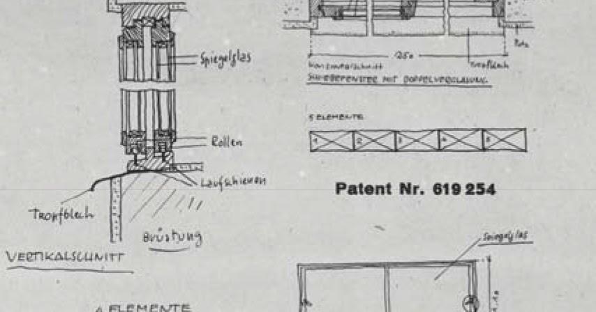 Prospettiva accidentale villa savoye gli infissi della finestra a nastro tra progetto esame e - Finestra a due archi ...