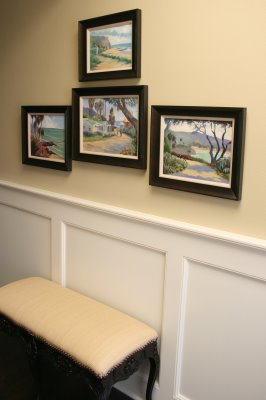 Decoraci n de interiores decora tu casa con cuadros - Cuadros de interiores ...