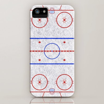 Hockey Rink iPhone 6 Case