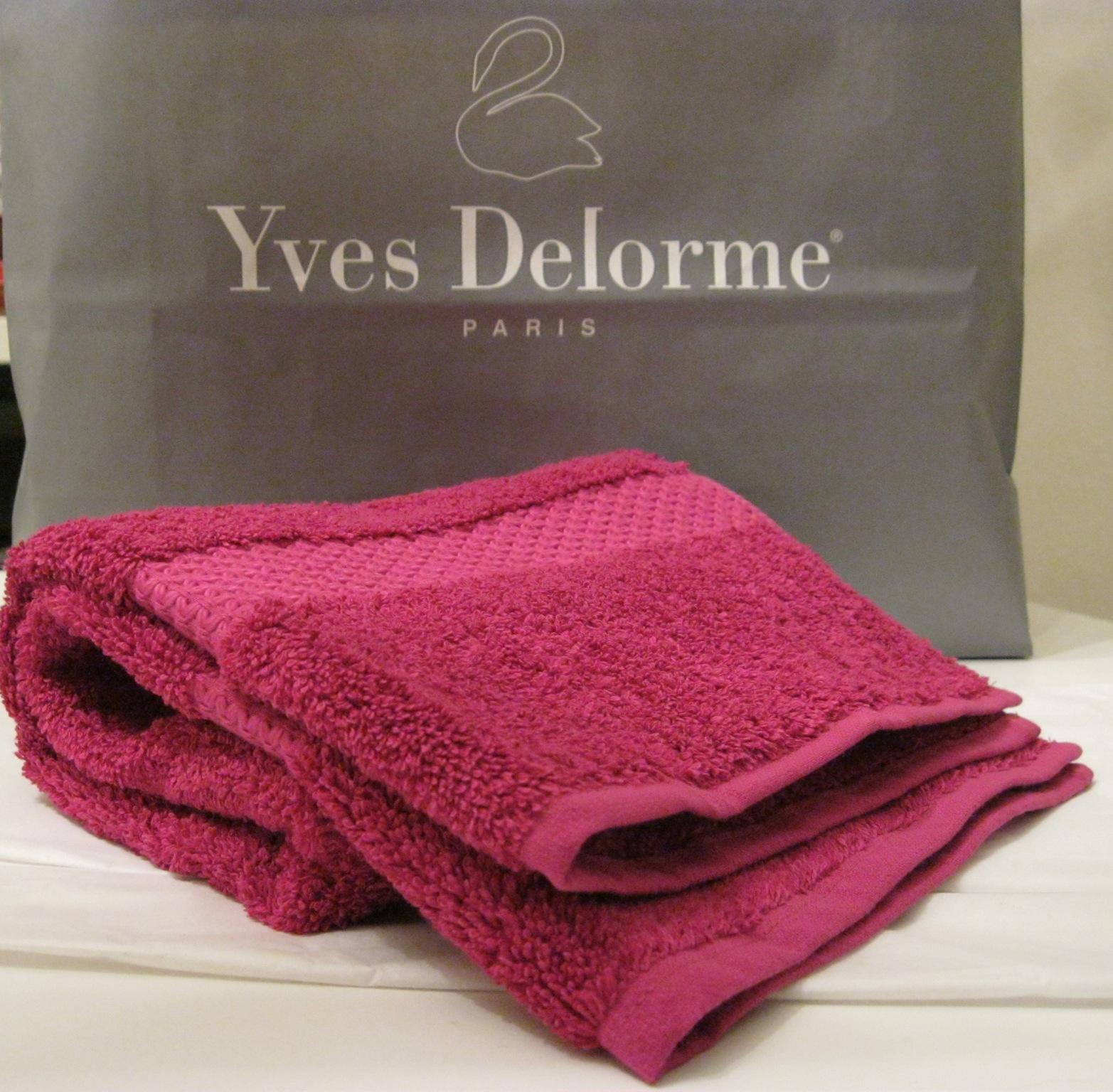 Vivere february 2012 for Yves delorme