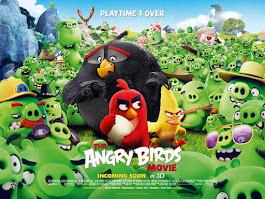 """19-25 μαϊου: """"ANGRY BIRDS"""" στο δημοτικο κινηματοθεατρο ΑΡΤΕΜΙΣ"""