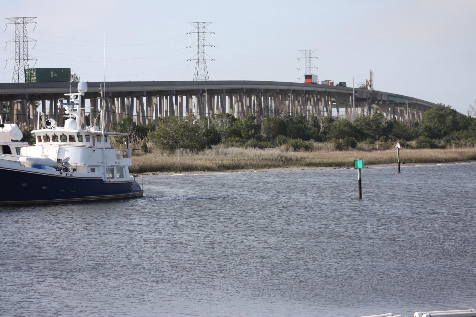 Meandering Joy Sights Around The Amelia Island Yacht Basin