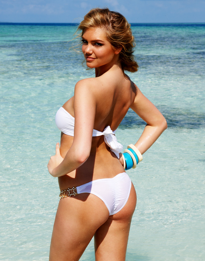 Kate Upton Beach Bunny Wallpaper Kate Upton Model Beach
