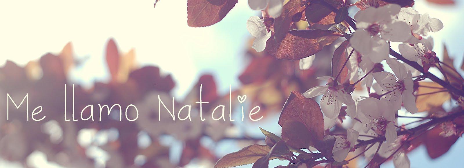 Me llamo Natalie