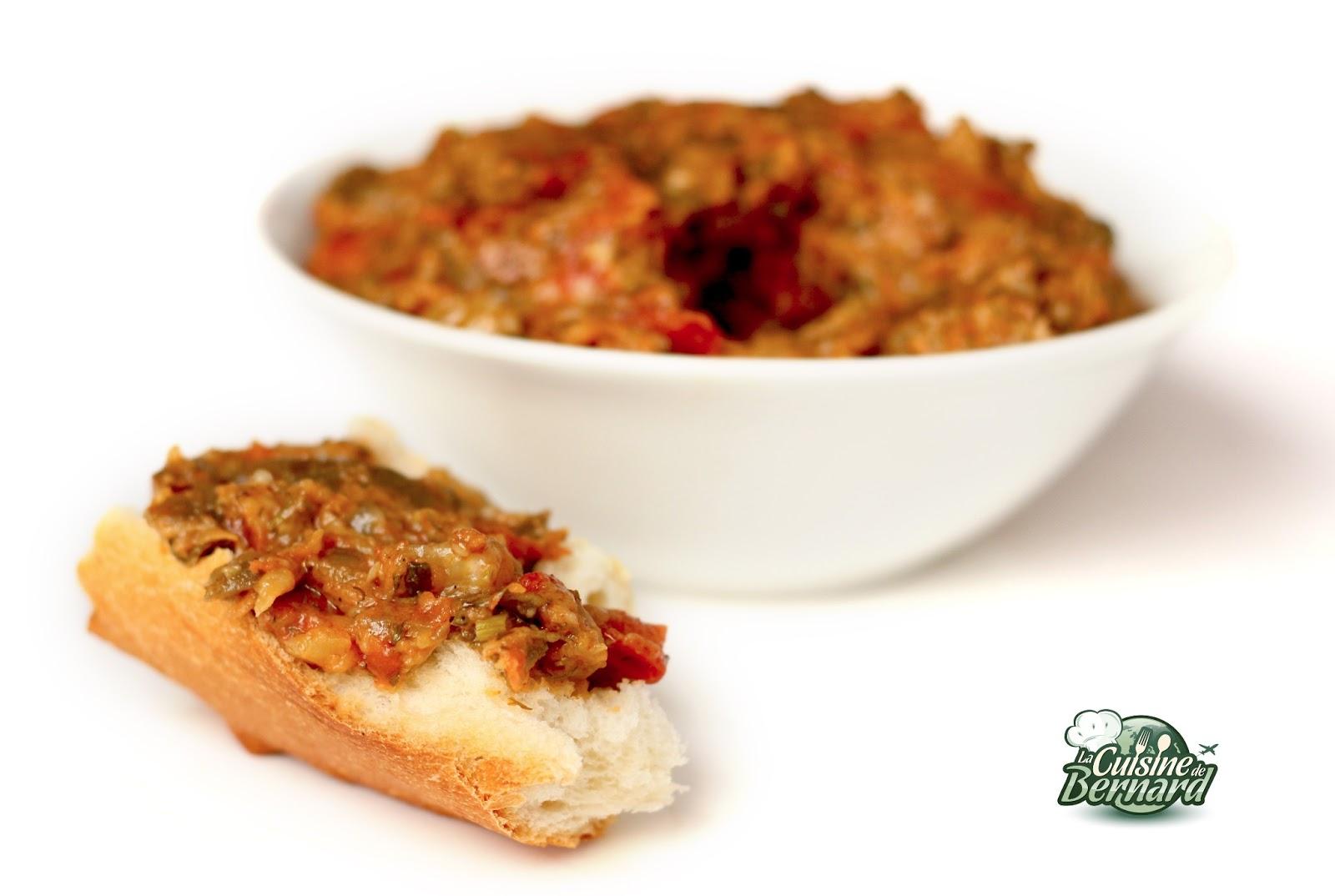 La cuisine de bernard za louk for Cuisine de bernard