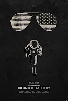 killing them softly brad pitt movie poster