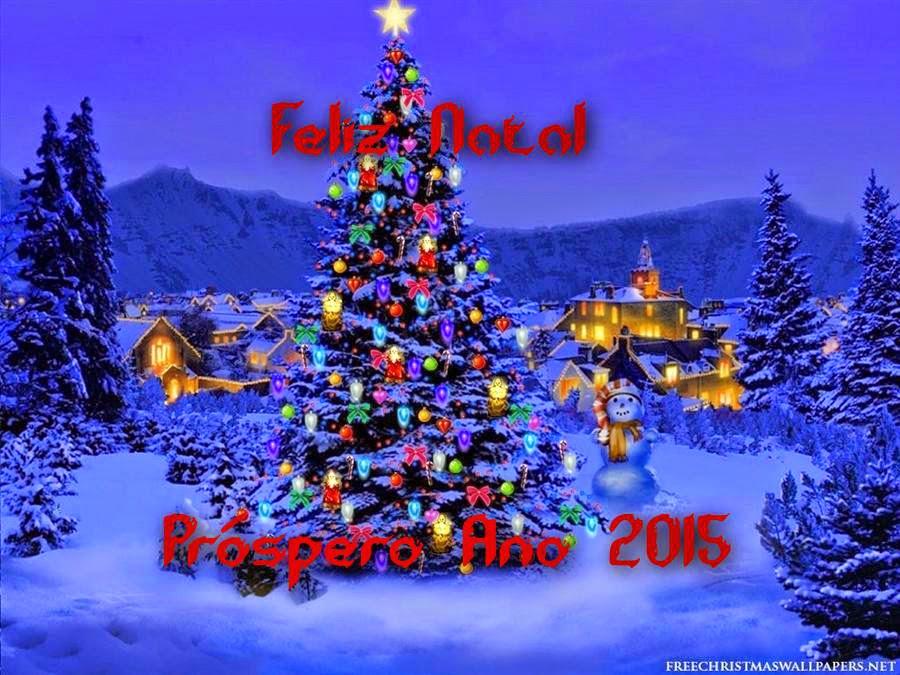 Boas Festas para todos