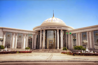 Universitas Ashgabat