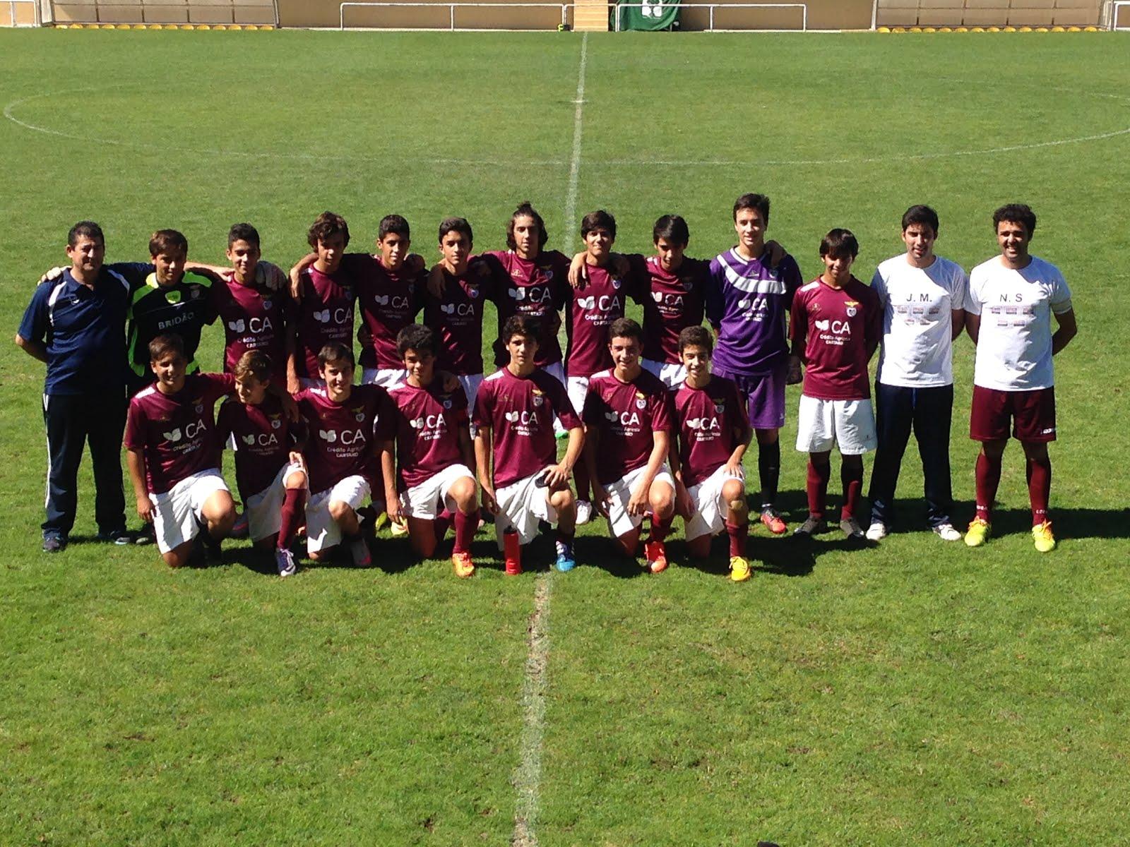 SL Cartaxo sub15 2015/16