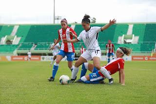 Puerto Rico derrota a RD en amistoso femenino