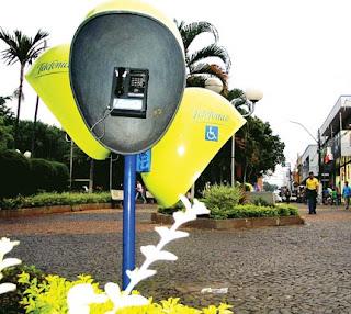 Projeto quer internet, GPS e lista telefônica nos Orelhões brasileiros
