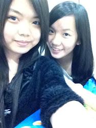 Me and JingWen ♥