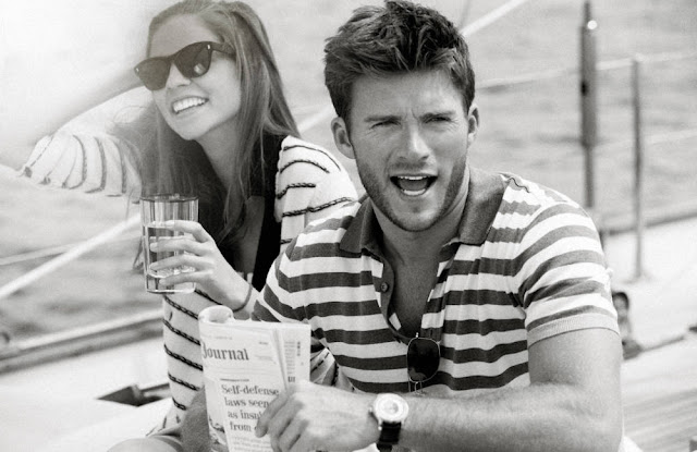Town & Country Scott Eastwood