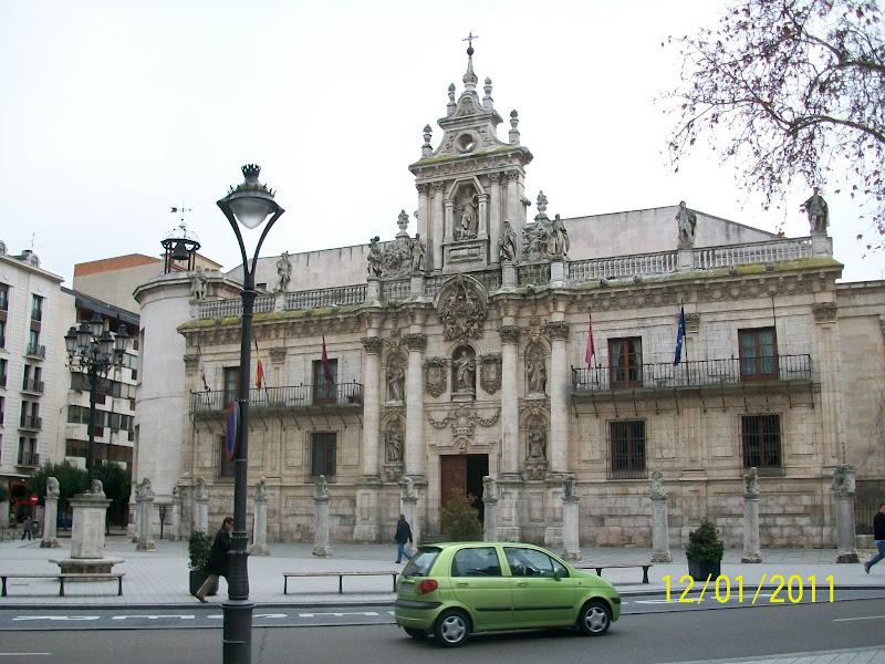 Misviajesporelmundo viaje a espa a y portugal - Escuela arquitectura valladolid ...