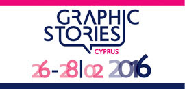 Graphic Stories Cyprus 2016