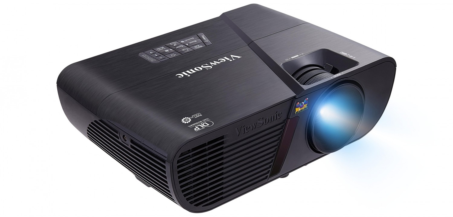 ViewSonic LightStream PJD5 Projector