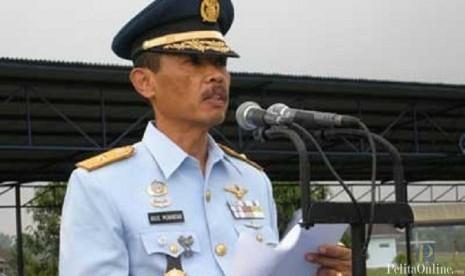 Komandan Pangkalan TNI AU Adisutjipto Marsekal Pertama TNI Agus Munandar