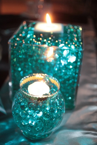 Forever Sweethearts: Stunning Centerpieces