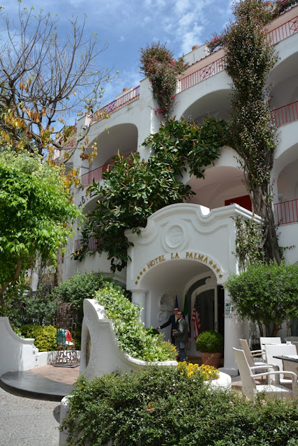 La Palma Hotel Capri